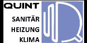 Kundenlogo QUINT GmbH SANITÄR - GAS - HEIZUNG