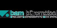 Kundenlogo bam büromöbel Handels GmbH