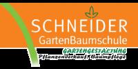 Kundenlogo Schneider Garten Baumschule