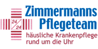 Kundenlogo ZIMMERMANNS PFLEGETEAM GmbH Zentrale Steglitz