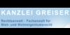 Kundenlogo von Greiser Dirk-Ulrich Rechtsanwaltskanzlei