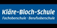 Kundenlogo Kläre-Bloch-Schule Fachoberschule am Abend