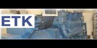 Kundenlogo ETK GmbH Anlagentechnik + Aggregatebau