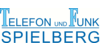 Kundenlogo von Spielberg Telefon + Funk