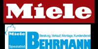 Kundenlogo Behrmann Kurt A. Wäschereimaschinen und Reinigungsanlagen GmbH