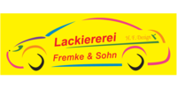 Kundenlogo Fremke Horst Lackiererei