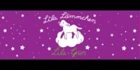 Kundenlogo Lila Lämmchen/Lila Grün