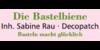 Kundenlogo von Die Bastelbiene Rau Sabine