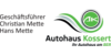 Kundenlogo von Skoda Autohaus Kossert GmbH