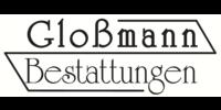 Kundenlogo Gloßmann Bestattungen OHG Inh. Heike Rohde und Anett Gloßmann