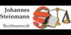 Kundenlogo von Steinmann Johannes Rechtsanwalt