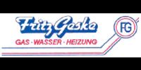 Kundenlogo Fritz Geske GmbH Sanitär - Heizung