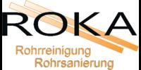 Kundenlogo ROKA GmbH Rohrreinigung/Rohrsanierung