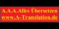 Kundenlogo A.A.A. Alles Übersetzen