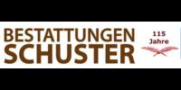 Kundenlogo Bestattungen Schuster