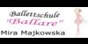 Kundenlogo von Ballare Ballettschule