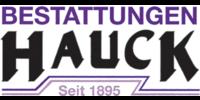 Kundenlogo Bestattungen Hauck