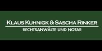 Kundenlogo Kuhnigk Klaus & Rinker Sascha Rechtsanwälte und Notar