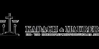 Kundenlogo KADACH & MAURER Bestattungen GmbH