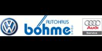 Kundenlogo Autohaus Böhme