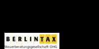 Kundenlogo BERLINTAX Steuerberatungsgesellschaft OHG