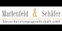 Kundenlogo Marienfeld & Schäfer Steuerberatungsgesellschaft mbH