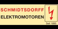 Kundenlogo Schmidtsdorff Elektromotoren