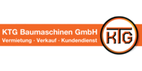 Kundenlogo KTG Baumaschinen GmbH