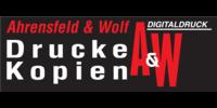 Kundenlogo Ahrensfeld & Wolf