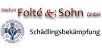 Kundenlogo Folté & Sohn GmbH Schädlingsbekämpfung & Desinfektion
