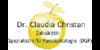 Kundenlogo von Christan Claudia Dr.med.dent. Zahnärztin