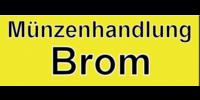 Kundenlogo Münzenhandlung Brom