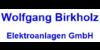 Kundenlogo von Birkholz Wolfgang GmbH
