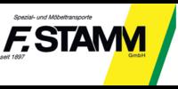 Kundenlogo STAMM F. Schwertransporte