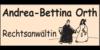 Kundenlogo von Rechtsanwältin Orth Andrea-Bettina