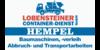 Kundenlogo von Abbruch- u. Transportarbeiten Hempel