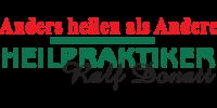 Kundenlogo Heilpraktiker Donatt Ralf
