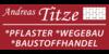 Kundenlogo von Titze Andreas