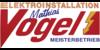 Kundenlogo von Elektroinstallation Vogel Mathias