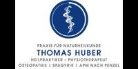 Kundenlogo Praxis für Physiotherapie Thomas Huber