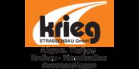Kundenlogo Krieg Strassenbau GmbH