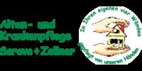Kundenlogo Ambulante Alten- und Krankenpflege Saravo - Zellner