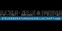 Kundenlogo Steuerberater Becker, Zeiler & Partner