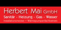 Kundenlogo Mai Herbert GmbH Sanitär Heizung