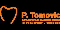 Kundenlogo Zahnarzt P. Tomovic - Ästhetische Zahnheilkunde in Frankfurt Westend