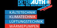 Kundenlogo Auth Dieter Kälte- u. Klimatechnik GmbH