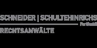 Kundenlogo Schneider | Schultehinrichs PartGmbB