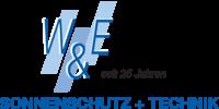 Kundenlogo W & E Sonnenschutz + Technik