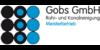 Kundenlogo von GOBS GMBH Rohrreinigung