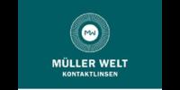 Kundenlogo MÜLLER WELT Kontaktlinsen GmbH
